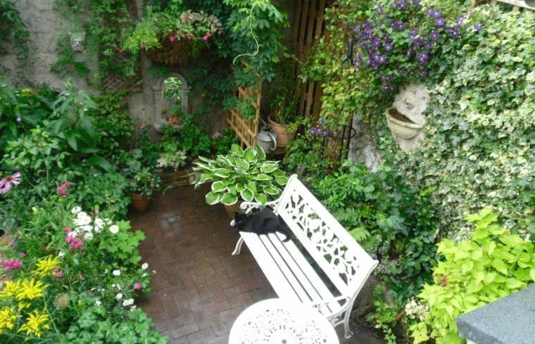 Ideen Für Einen Schönen Garten Ratgeber: Kleiner Garten: Ideen Für Einen Schönen Kleinen Platz