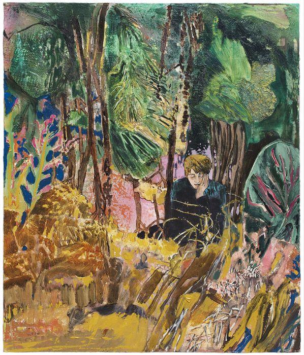 WM | Whitehot magazine of contemporary art | April 2011, Hernan Bas @ Fredric Snitzer