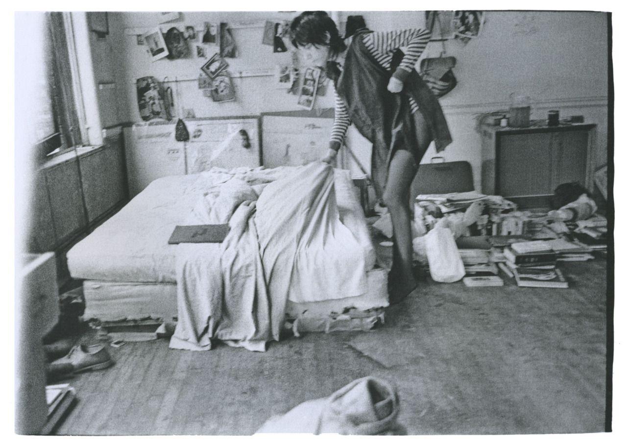Patti Smith Bedroom Judy Linn Exploring Feminine