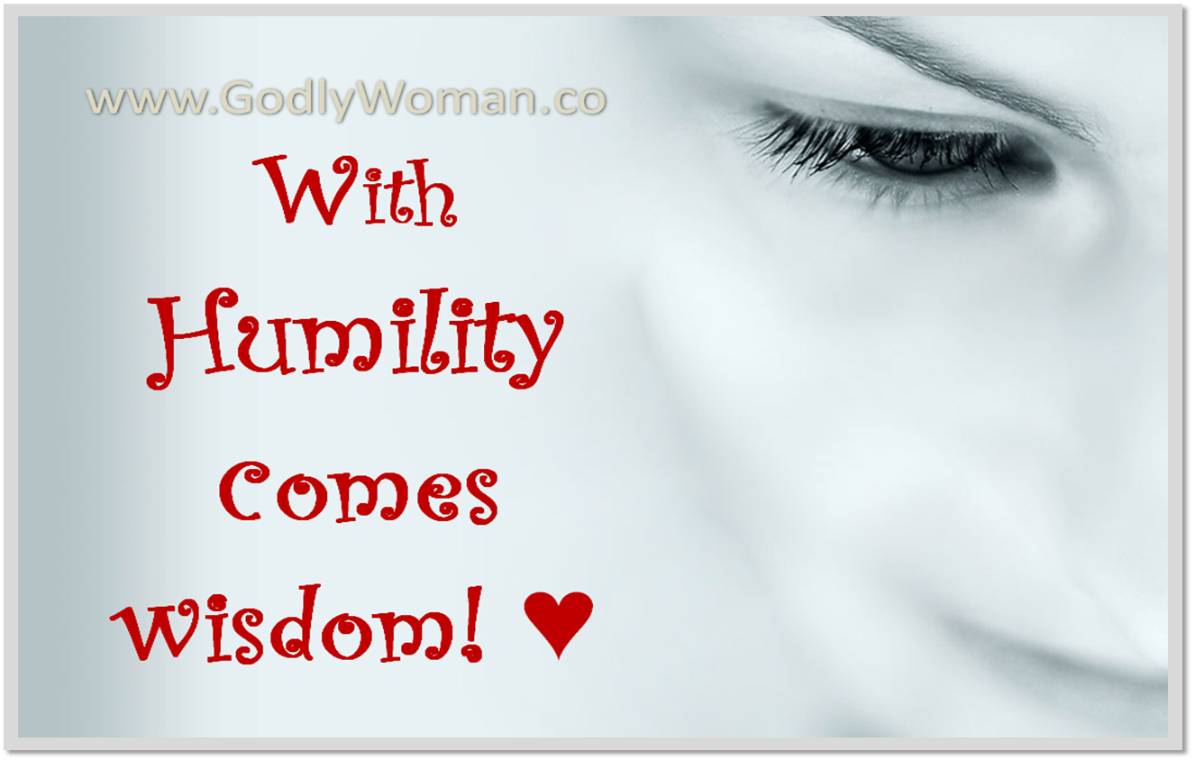 The Well Dressed Christian Woman Humility Wisdom Godly Women Daily