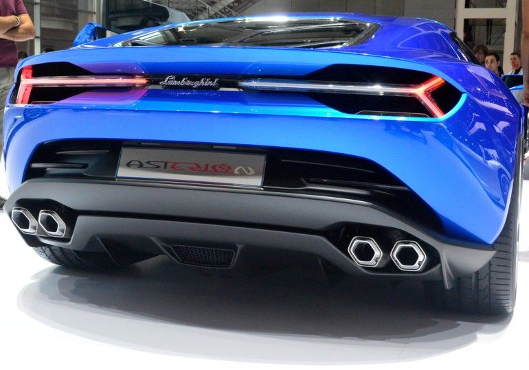 goes plugin hybrid with 910hp Asterion