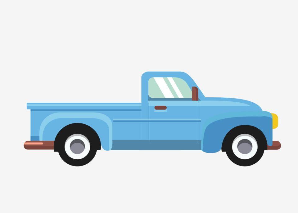 もの車 青い車 拡張車 ピックアップトラック 車のクリップアート 車を引っ張る 青い車画像素材の無料ダウンロードのためのpngとベクトル In 2021 Blue Car Pickup Car Red Sports Car
