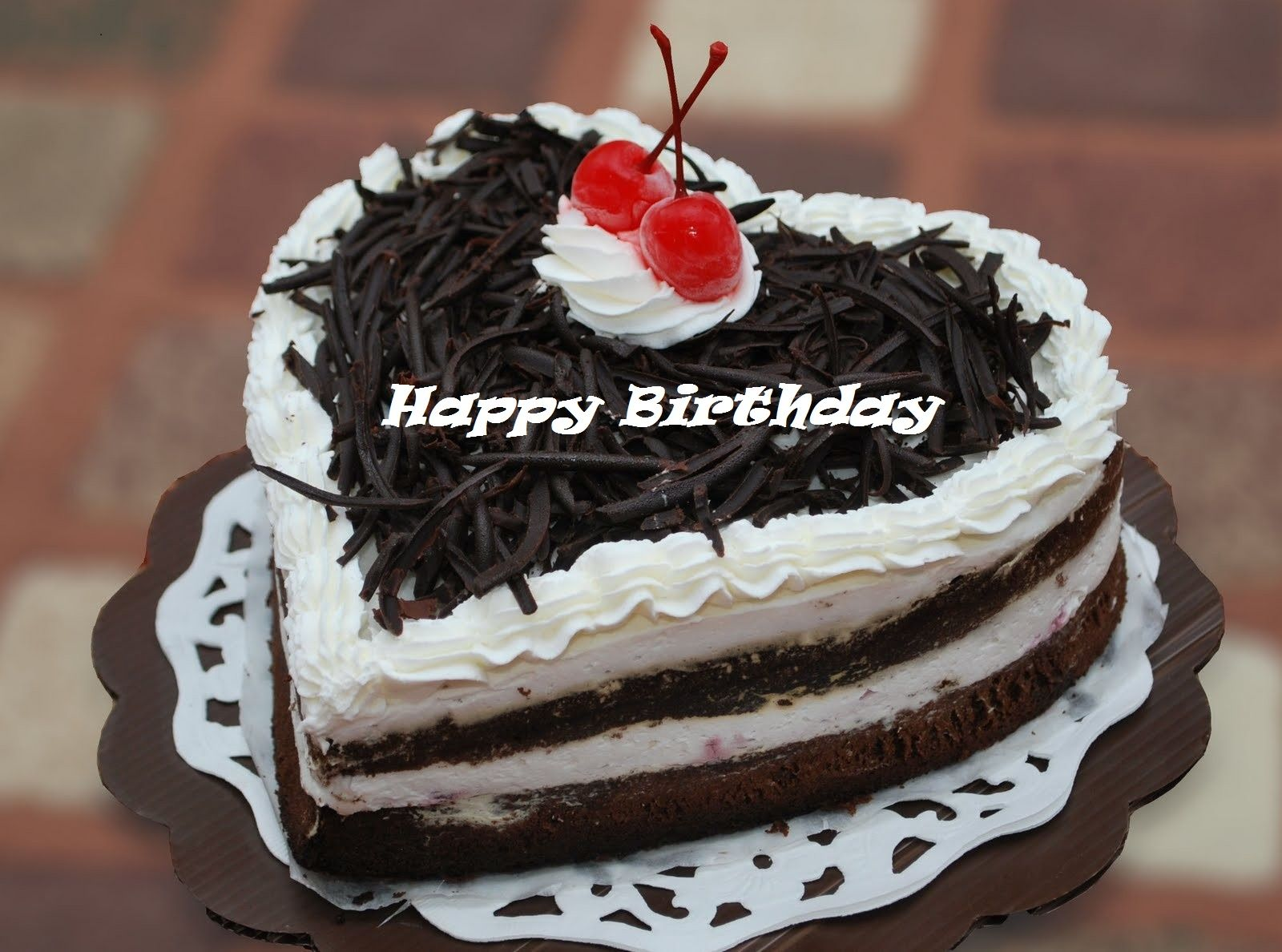Happy birthday cake images wallpaper and pictures happy send these happy birthday wishes by writing name on happy birthday cake images with lots of love and joy to your loved once kristyandbryce Gallery