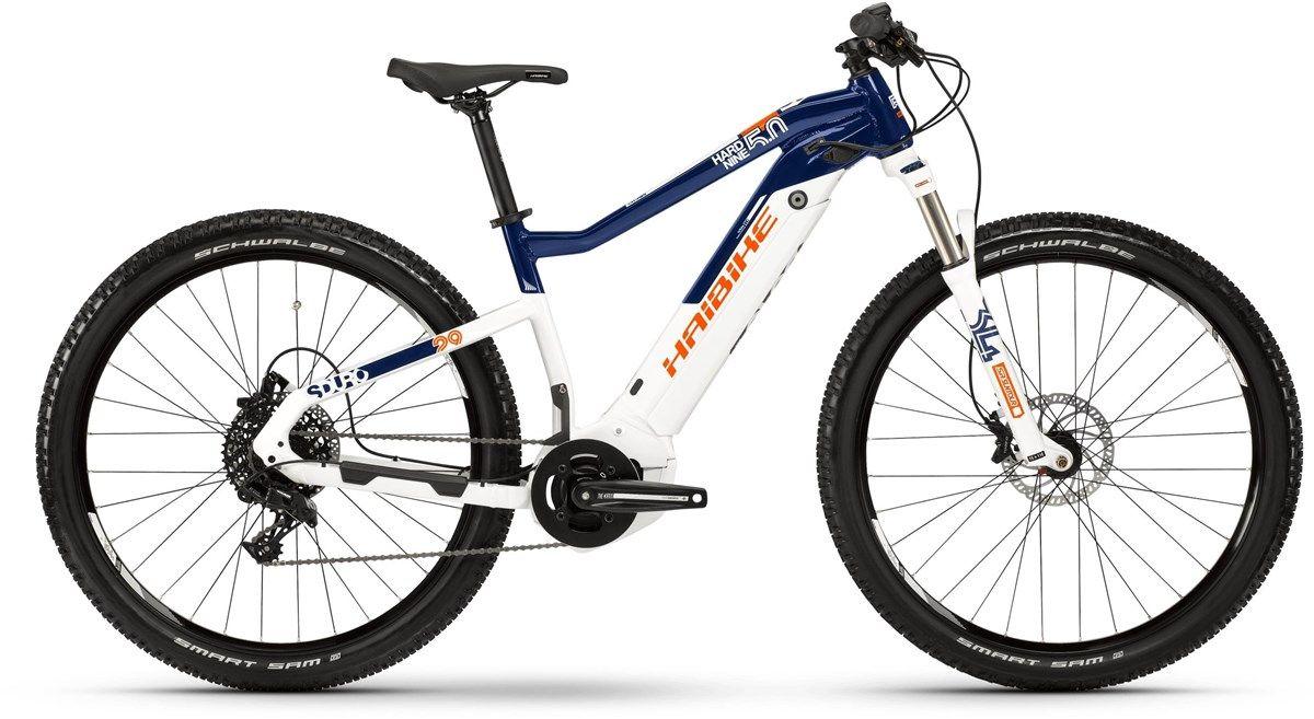 Haibike Sduro Hardnine 5 0 29er 2019 Electric Bike Electric Mountain Bike Bike