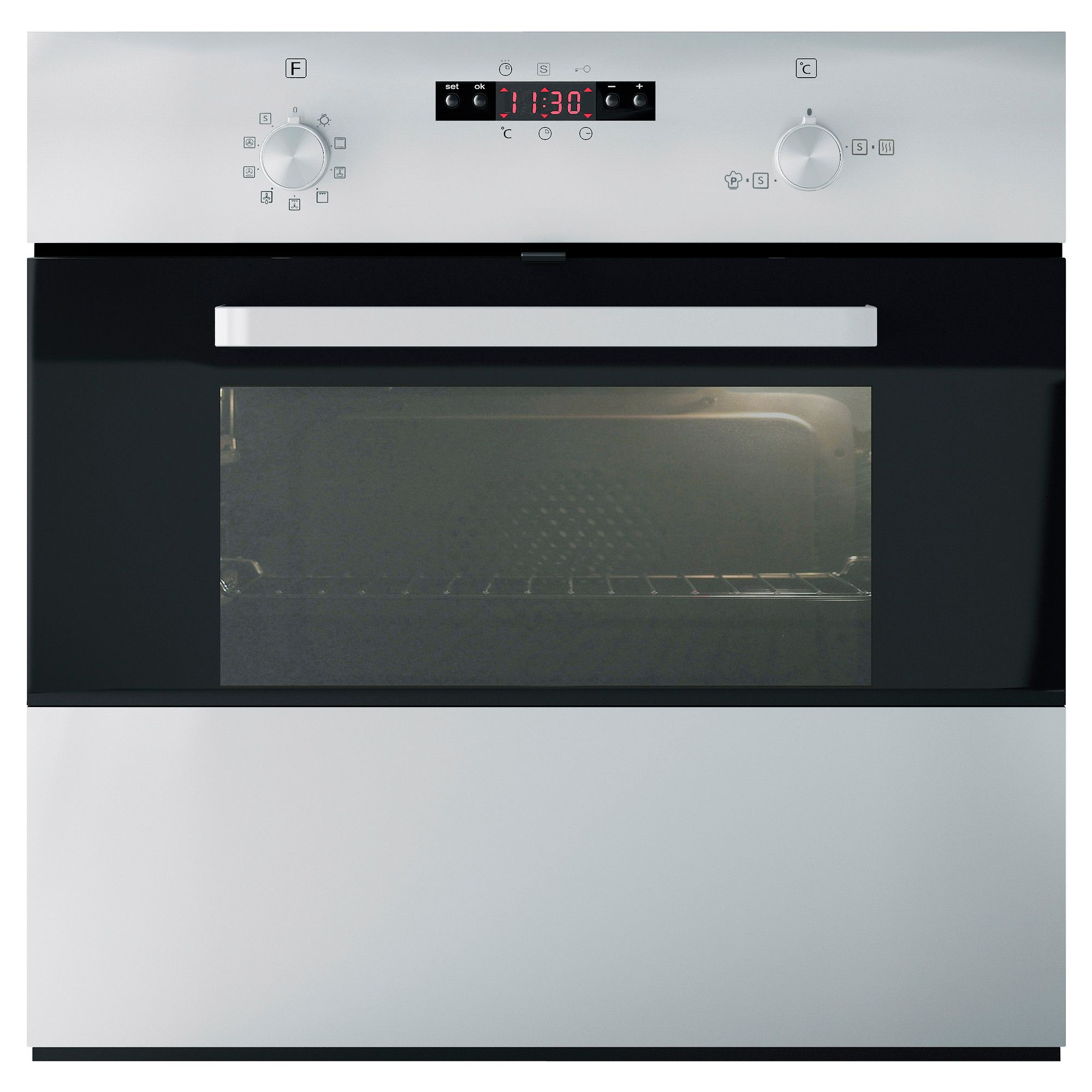 FRAMTID OV9 Forced air oven with pizza function IKEA