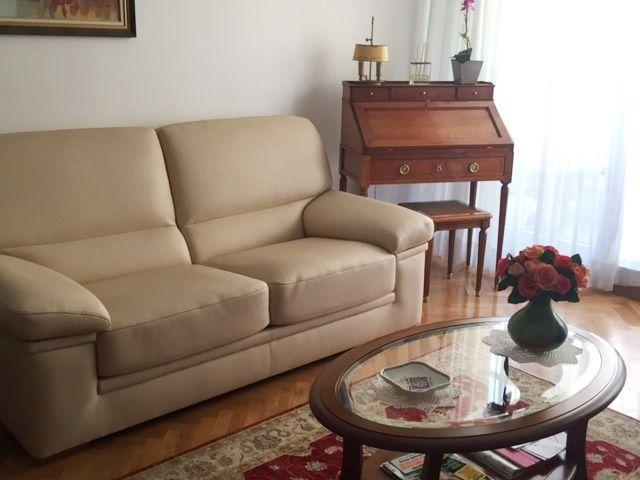 marque jandri mod le bora canap de 261cm cuir pleine. Black Bedroom Furniture Sets. Home Design Ideas