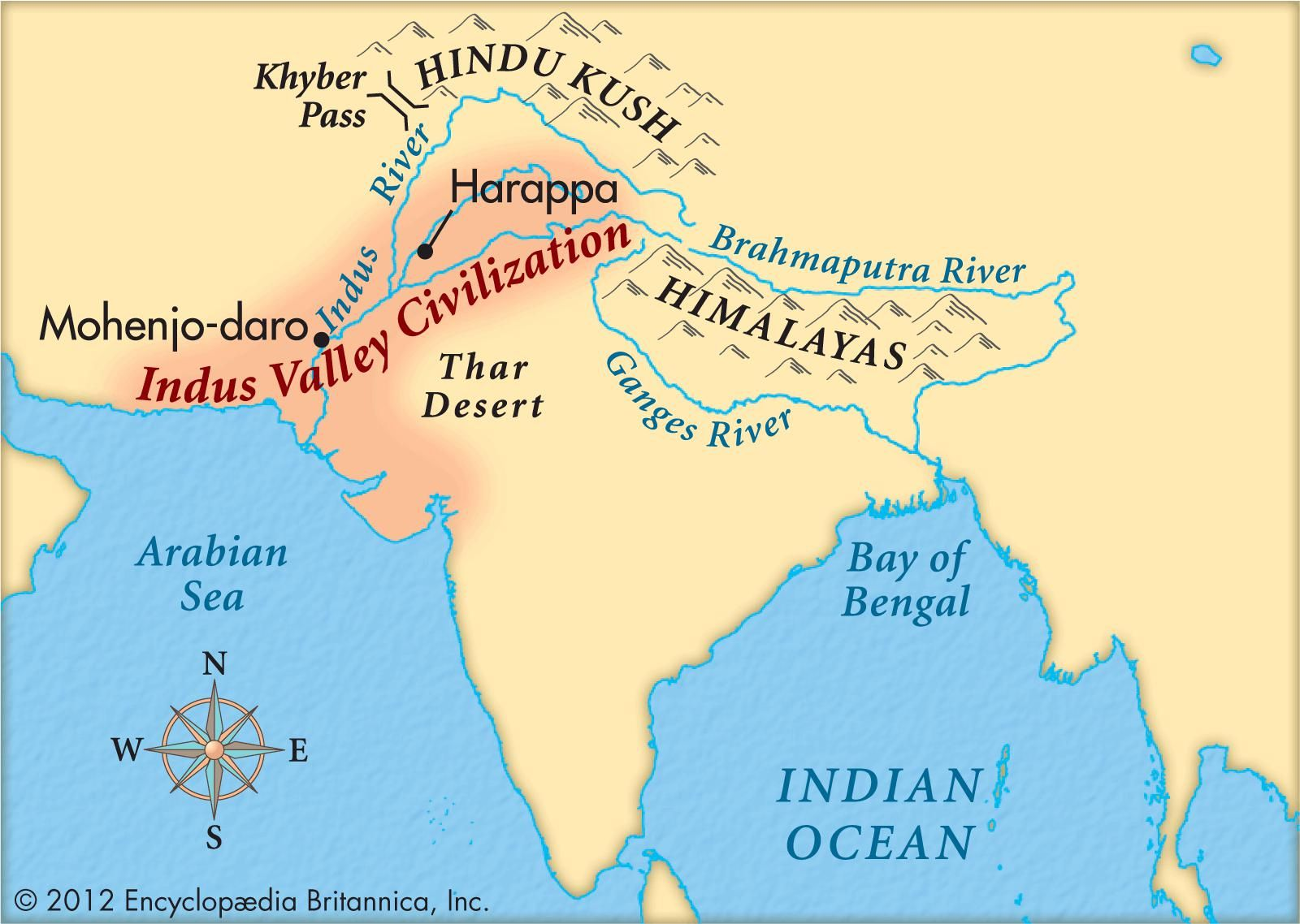 Indus Valley Era 8 000 Years Old Not 5 500 Ended Because