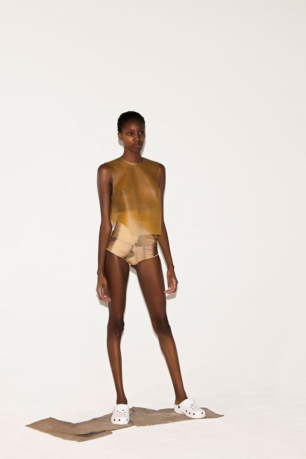 Eckhaus Latta's S/S 13 look book