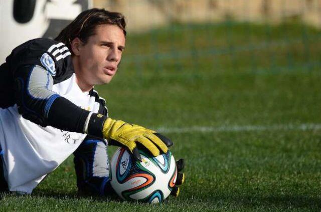 Yann Sommer Jugador De Futbol