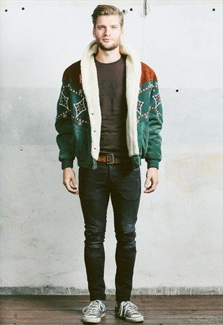 Vintage 80er kleidung herren