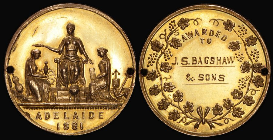 Ad Ebay Url Australia 1881 Adelaide Exhibition Gold Prize Medal Very Rare In 2020 Gold Prize Medals Things To Sell