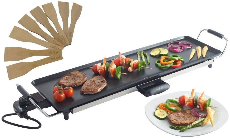 Xl Teppanyaki Grill Professional Bar Restaurant Diner Breakfast Home Cooking New Teppanyaki Best Gas Grills Cooking