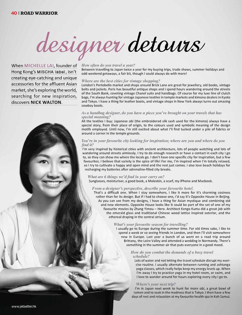Jetsetter Magazine