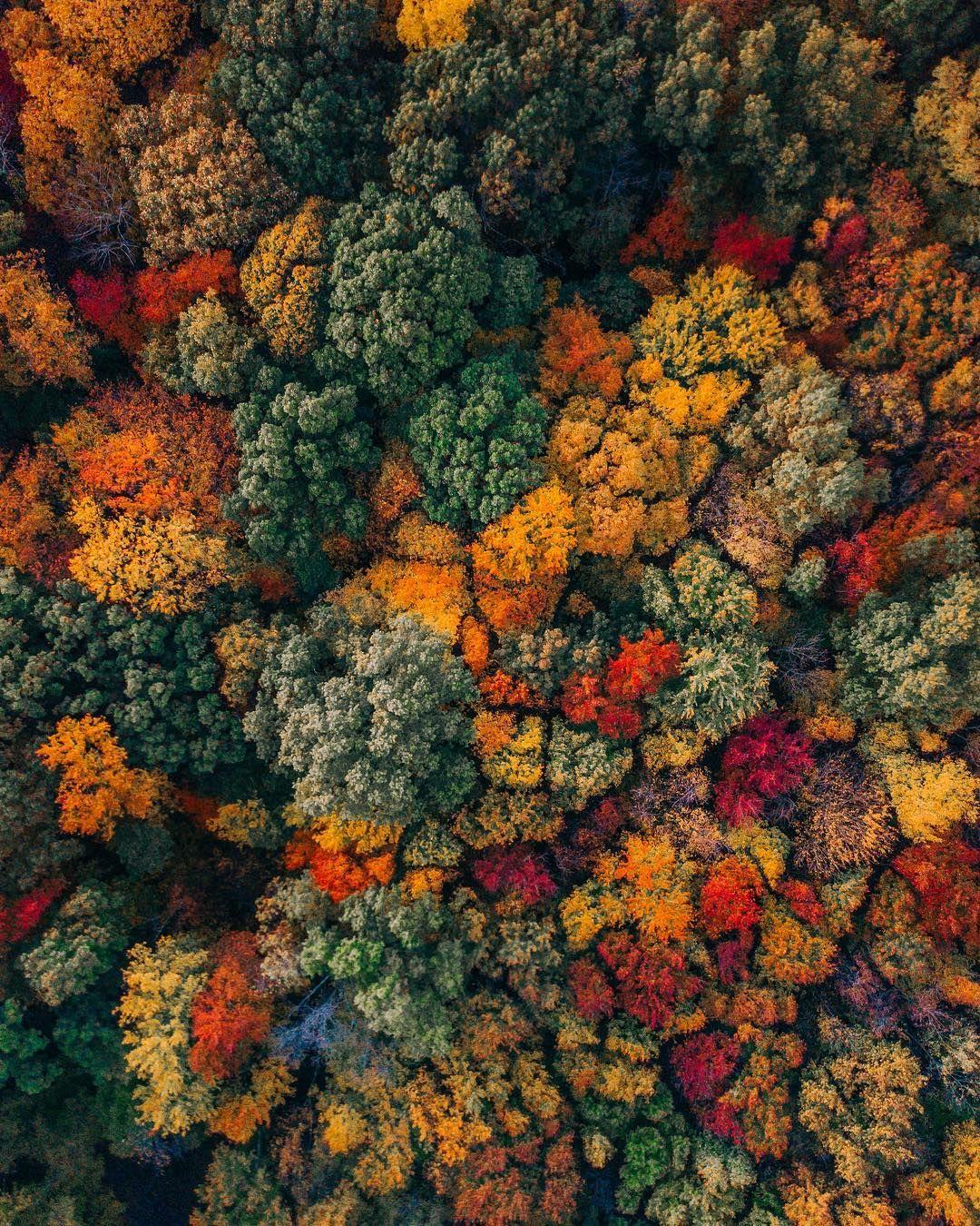 Striking Drone Photography By Martin Sanchez