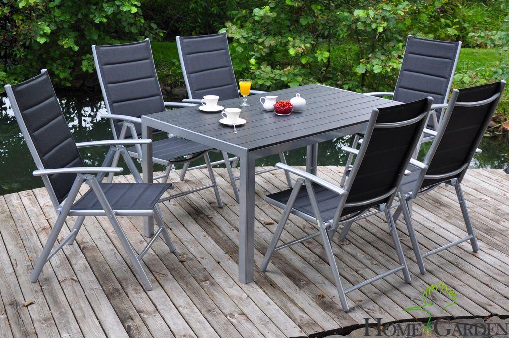 Meble Ogrodowe Aluminiowe Zestaw Ogrodowy Ibiza 5126068288