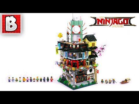 Lego Time 70620 City MovieBuild Ninjago Lapse Set A5L3cRq4j