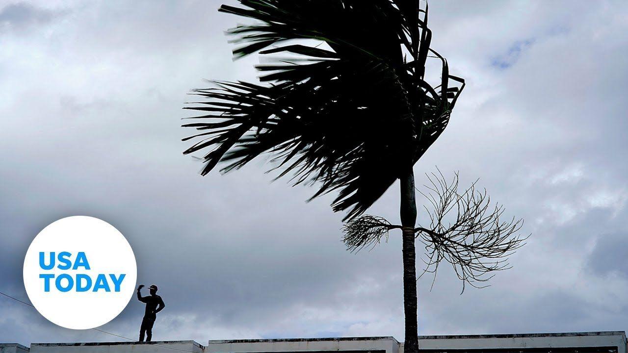 Life Threatening Hurricane Dorian Hits The Bahamas National Hurricane Center Storm Surge Bahamas