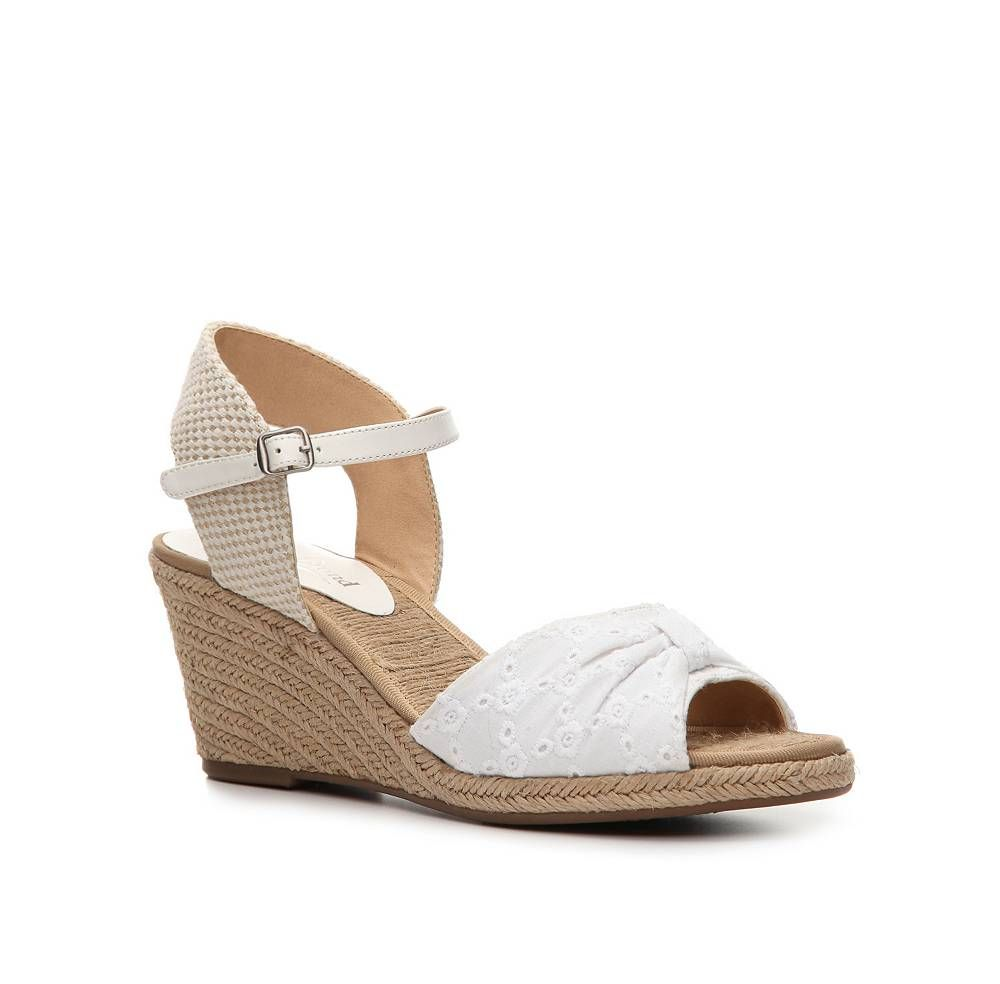 c0046f246d0 Lucky Brand Kavala Wedge Sandals DSW.com | Fashion- shoes and ...