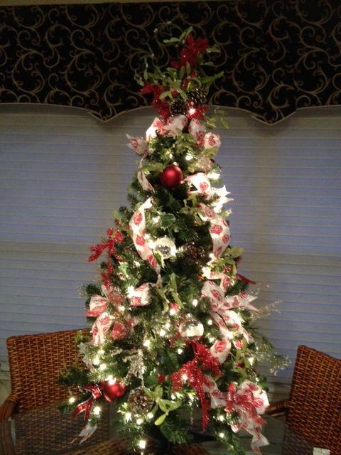 Reindeer' theme 4' Christmas tree | Kimberly's Creations ...