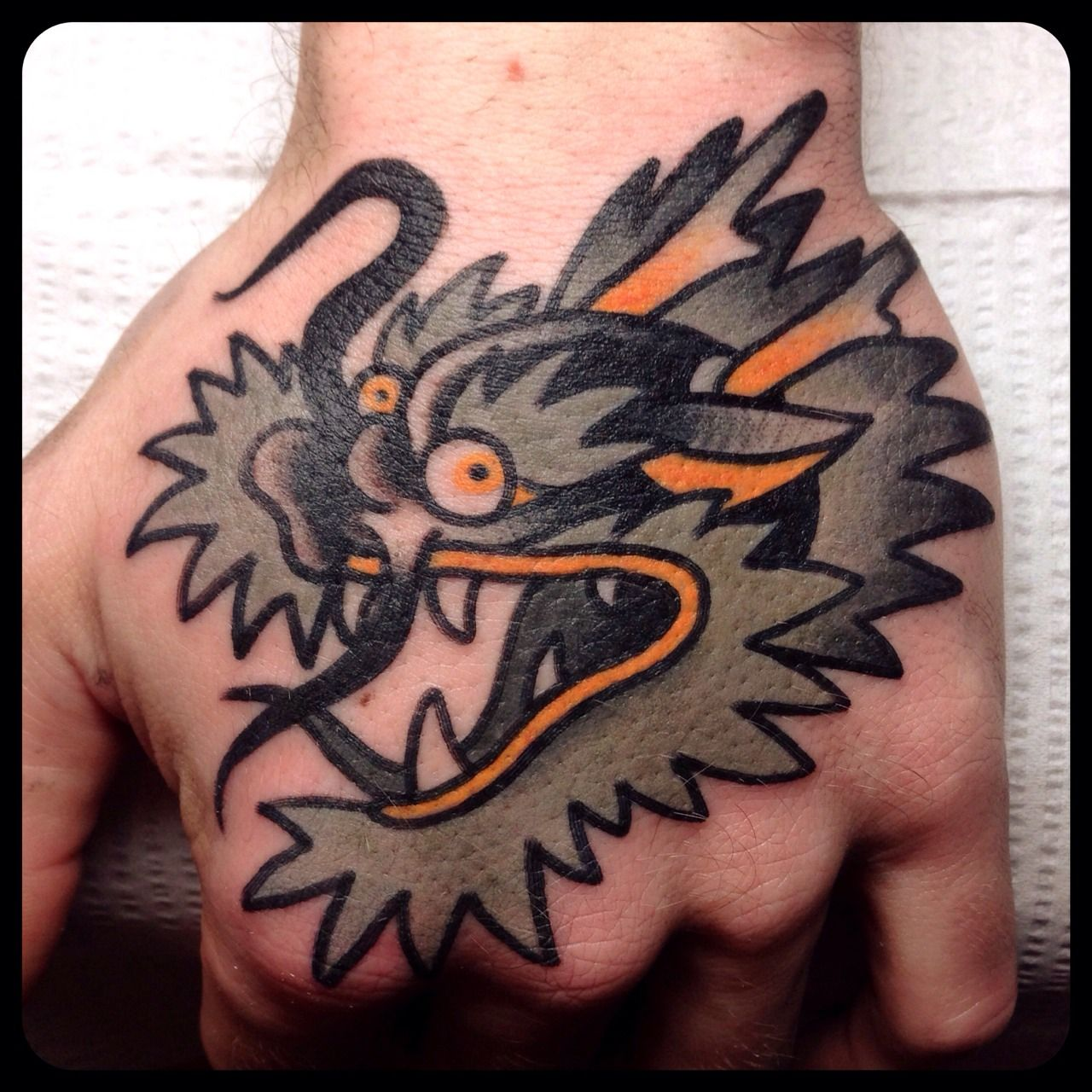 Antonio roque black label tattoo co frederick maryland for Tattoo frederick md