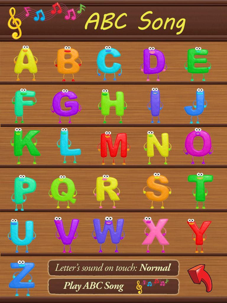 ‎ABC Tracer with words and phonics free - HD on the App ...