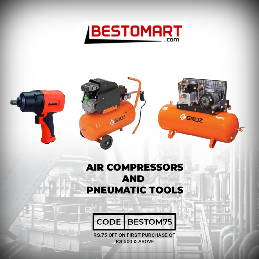 Buy Quality Air Compressors & Pneumatic Tools at Best