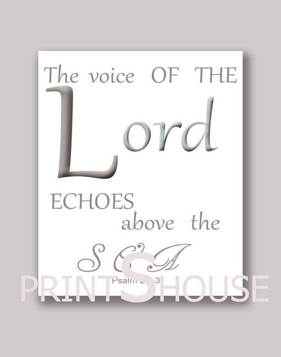 Bible Verse Bible Verses Art Scripture Print by printShouse
