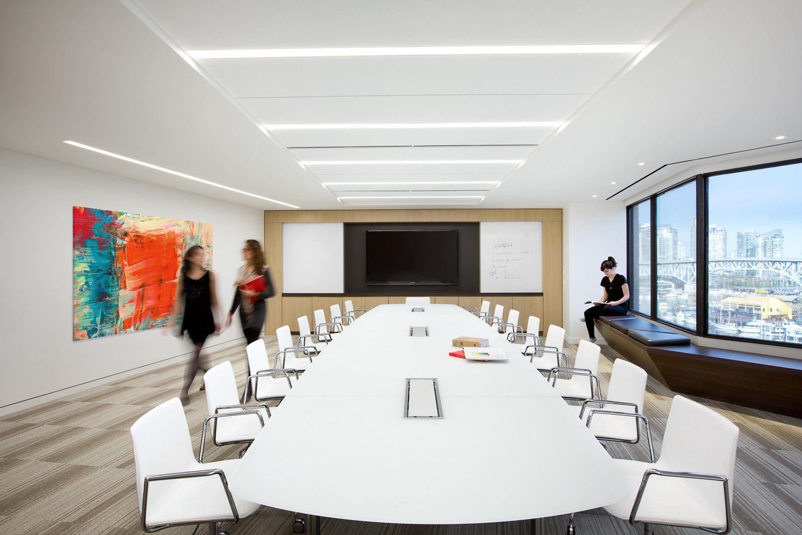Office Tour Executive Offices Vancouver Office Designs Meeting Rooms And Conference Room