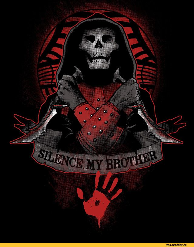 Скайрим картинки темного братства