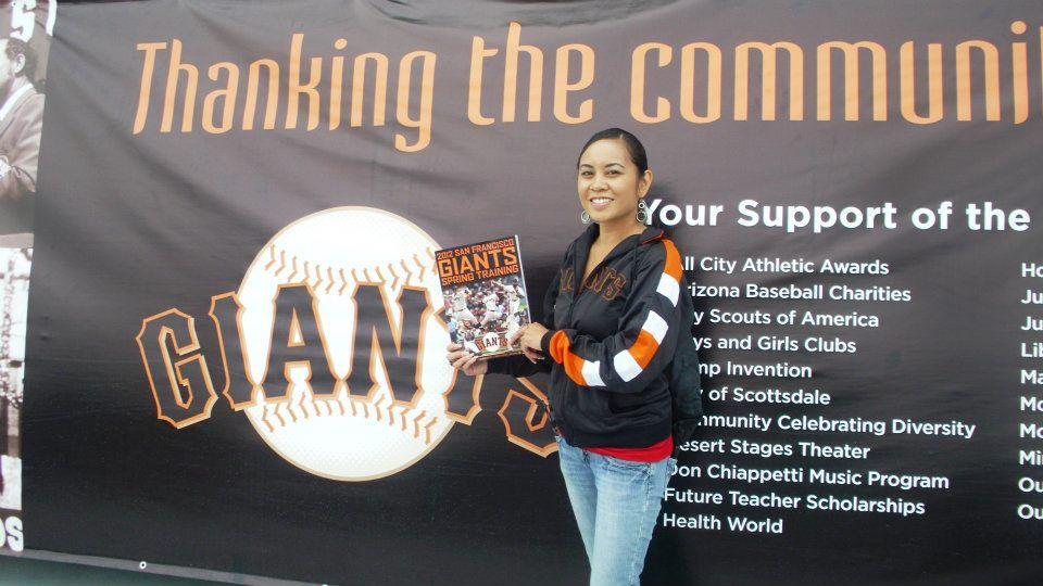 Photo taken on 3/17/2012 at Scottsdale Stadium, Spring