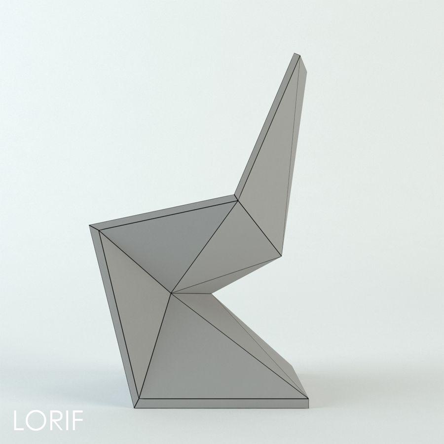 Karim Rashid Chair Stealth Design