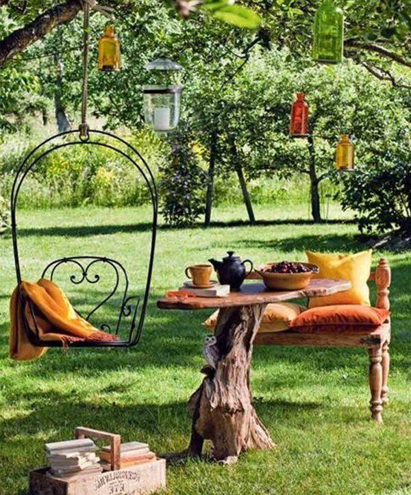 Comment Decorer Son Jardin Avec Des Trucs Malins Decorer Son
