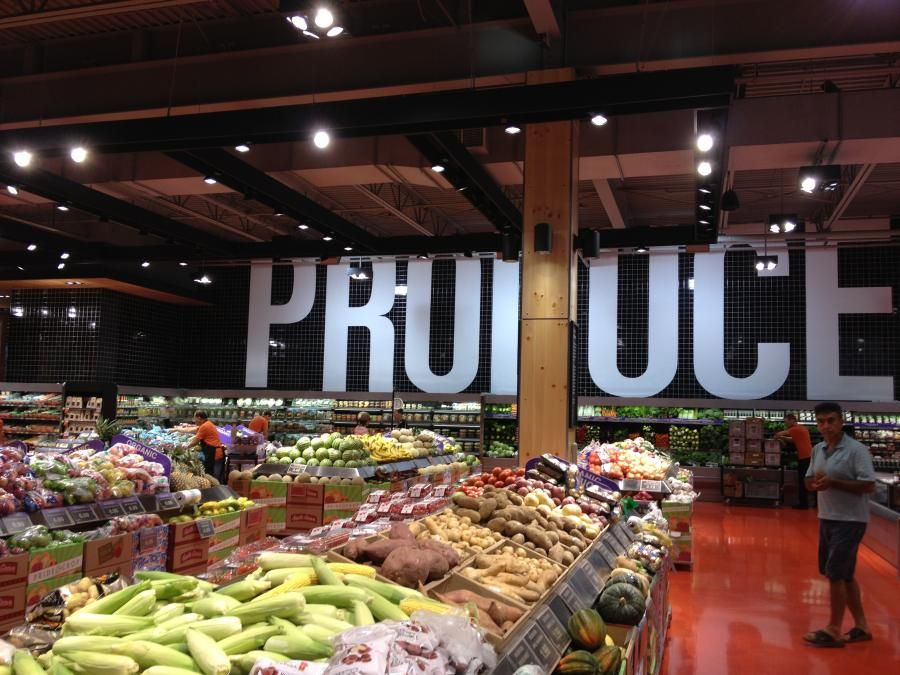 Loblaws City Market At 1650 Lonsdale Ave North Vancouver Is A Delight For All Your Senses