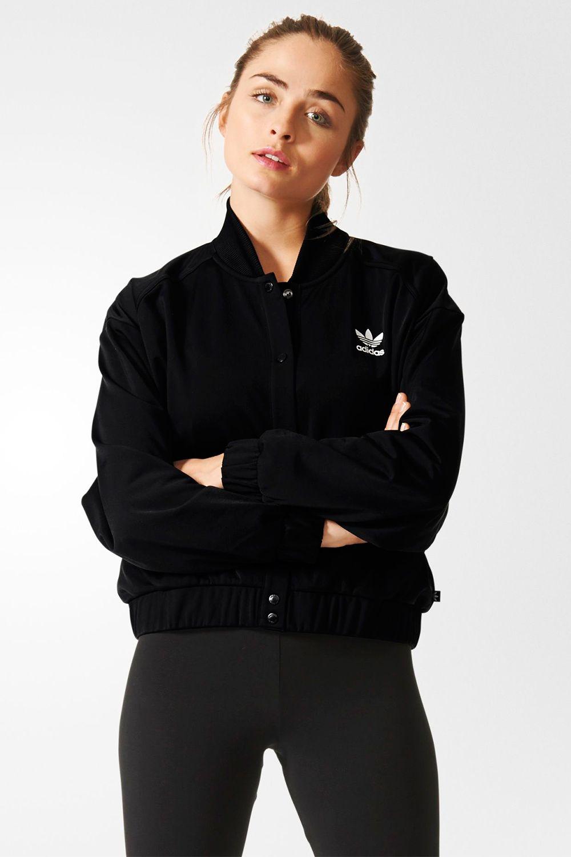aa92b553e4f38 Jaqueta Adidas Originals Train Snap TT - BabadoTop | Adidas x Nike ...