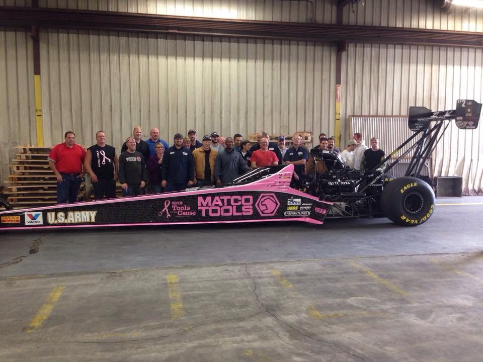 Antron Browns October Top Fuel Hot rod. Top fuel