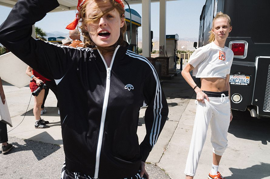 Adidas Originals Traded Pieces From Alexander Wang's New