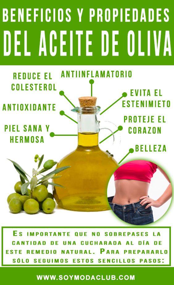 Beneficios Y Propiedades Del Aceite De Oliva Extra Virgen Soy Moda Olive Oil Benefits Oil Benefits Health