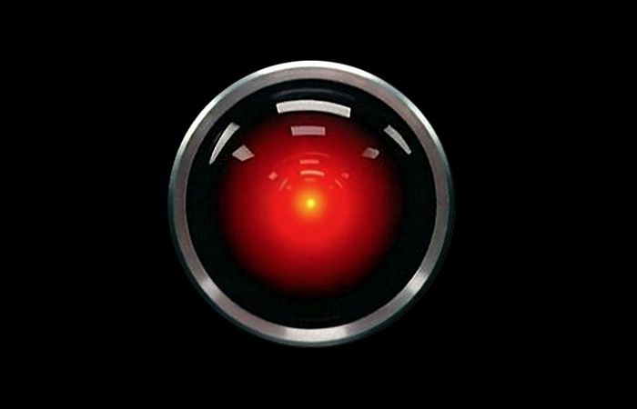 Hal 9000 Screensaver 2001 A Space Odyssey Space Odyssey Science Fiction Movies