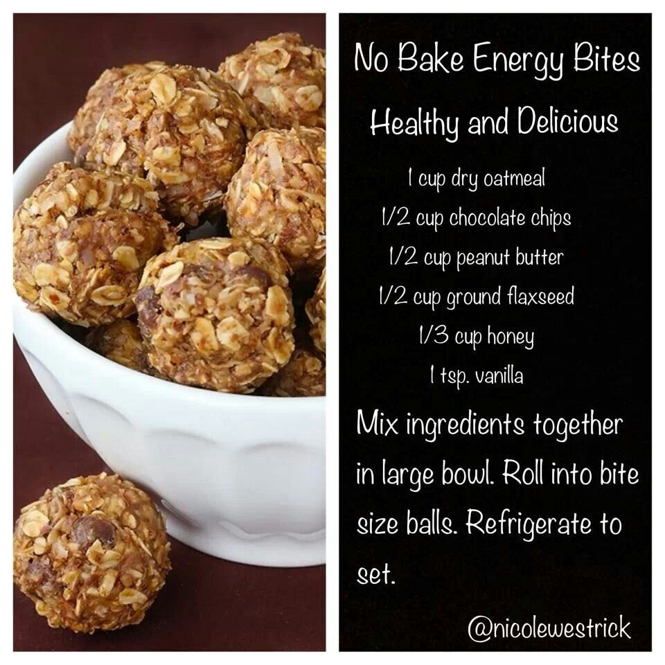 Protein Balls Baby Bellies Healthy Snacks Food No Bake Energy Bites