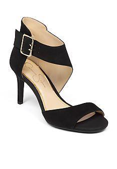 Jessica Simpson Marrion Sandal Sandals Heels Heels Leather Sandals
