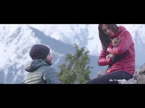 Chaqueta X-Light Quechua - YouTube