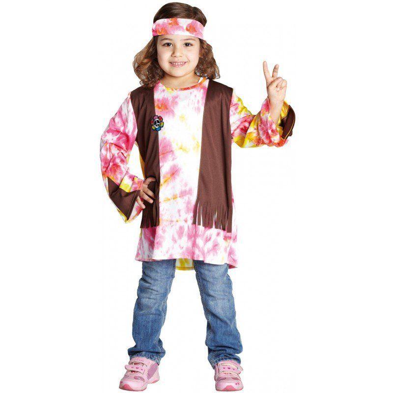 rubie´s kostüm »hippie kostüm für kinder« kaufen  otto