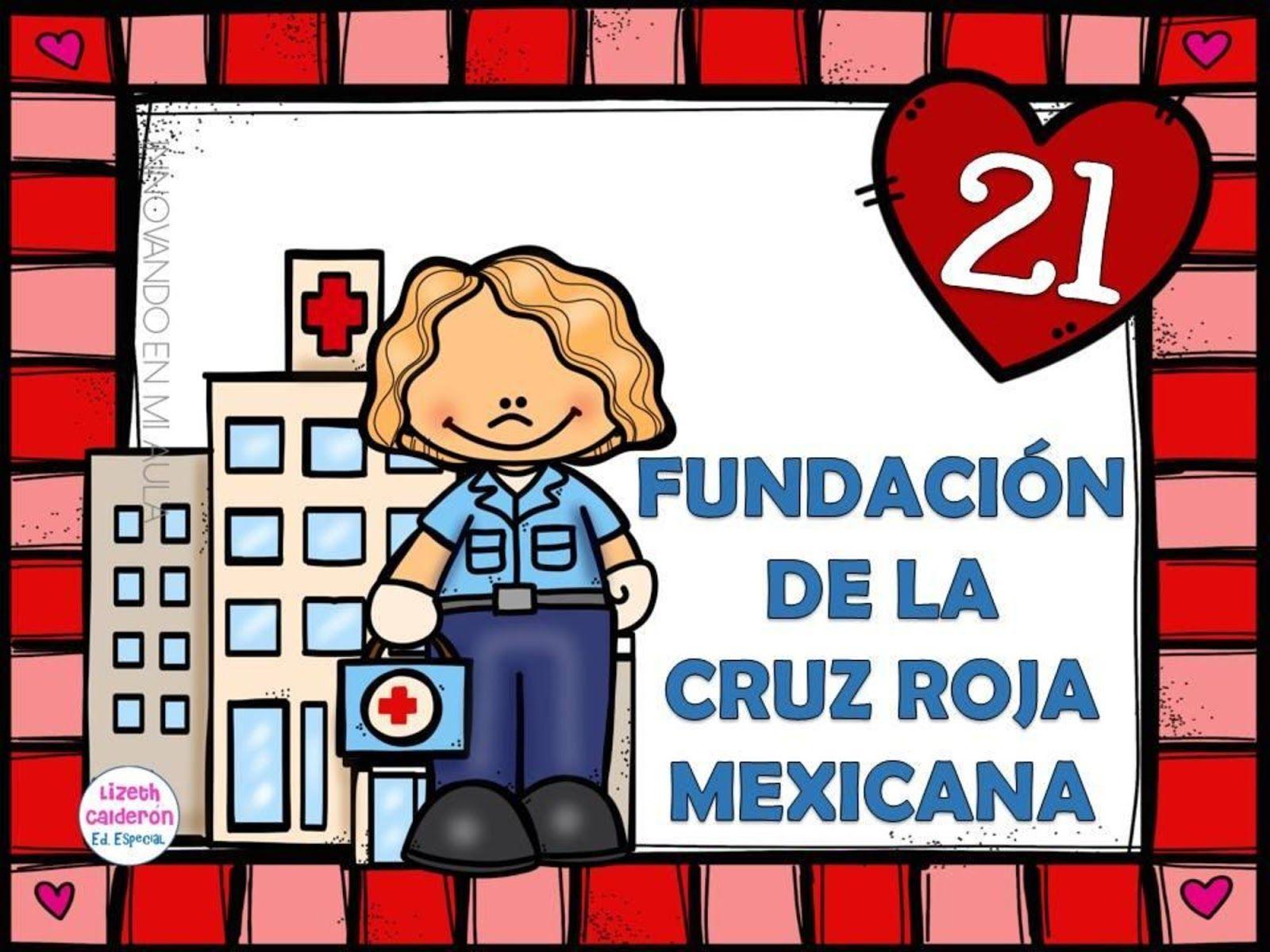 Tu Tarea Fundacion De La Cruz Roja Efemerides De Febrero Dia De La Constitucion Periodico Mural