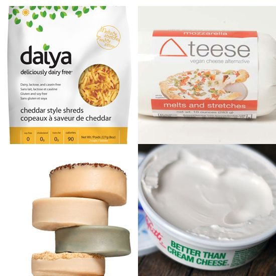 Say Cheese! 5 Dairy-Free, Vegan Cheese Alternatives - www.fitsugar.com