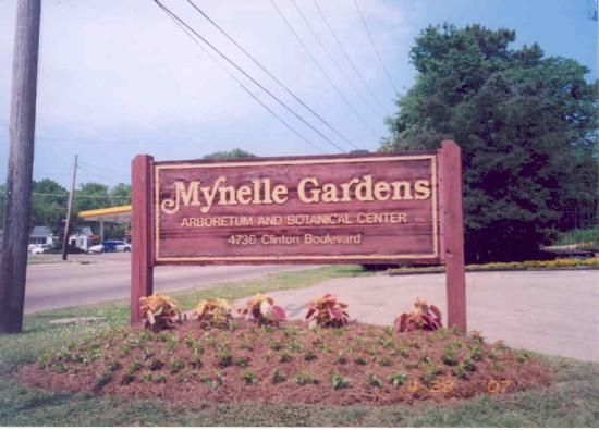 Mynelle Gardens Jackson Ms Trip, Garden Center Jackson Ms