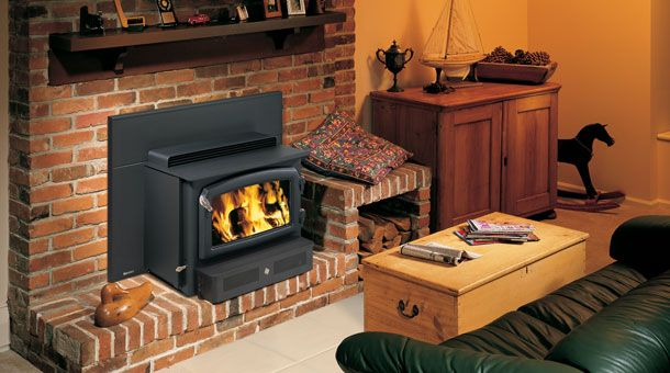 H2100 Wood Insert Wood Fireplace Inserts Regency Fireplace