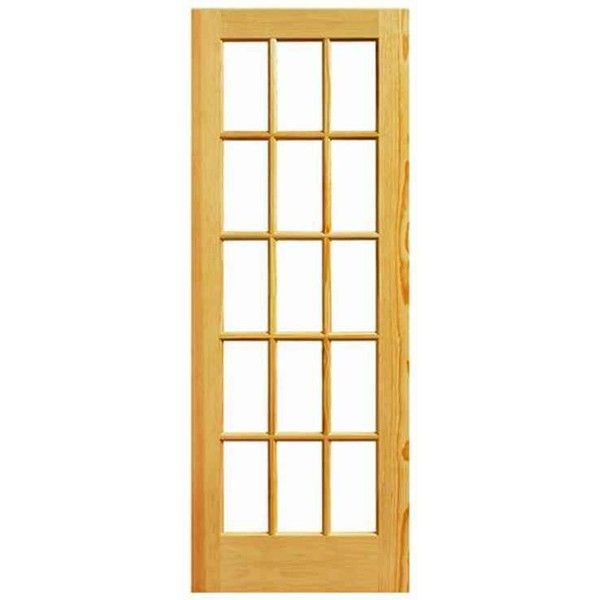 Best Ers Interior Doors In Lowes Reliabilt Full Lite Liked On Polyvore
