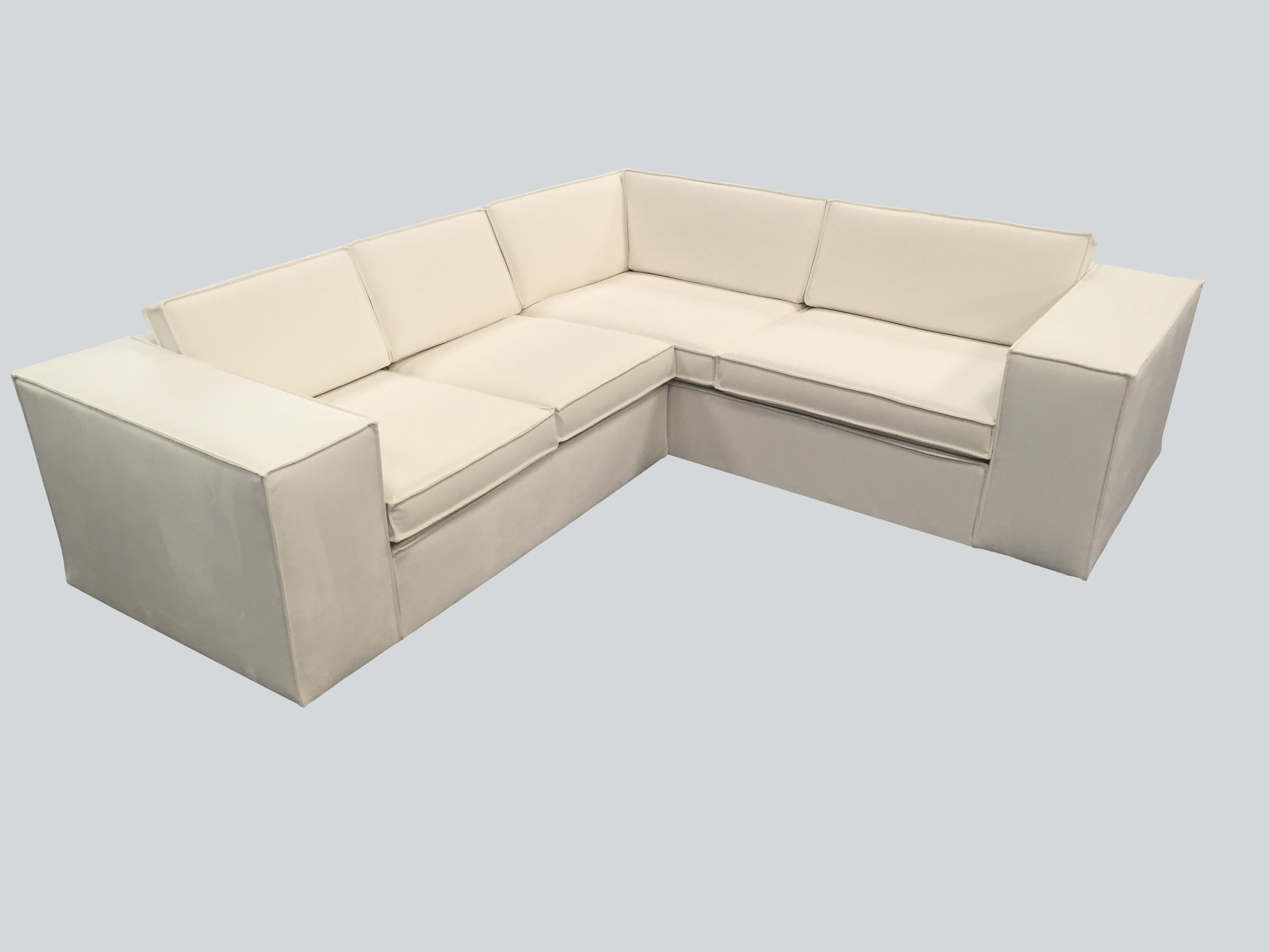 Rtw6 Corner Sofa With Seam Stitch Option Similar To Our Seam Sofa