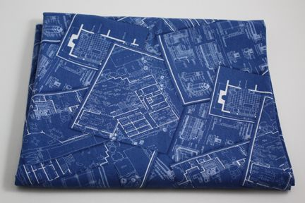 Blueprint fabric bubbles and blueprints pinterest portland blueprint fabric malvernweather Image collections