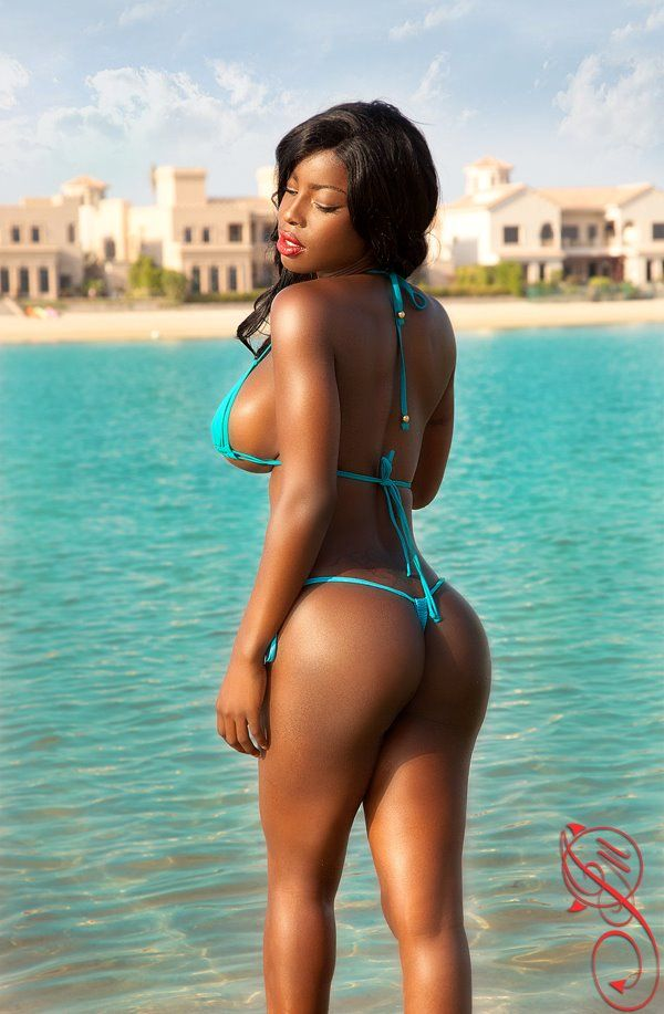 Ebony beautiful ass